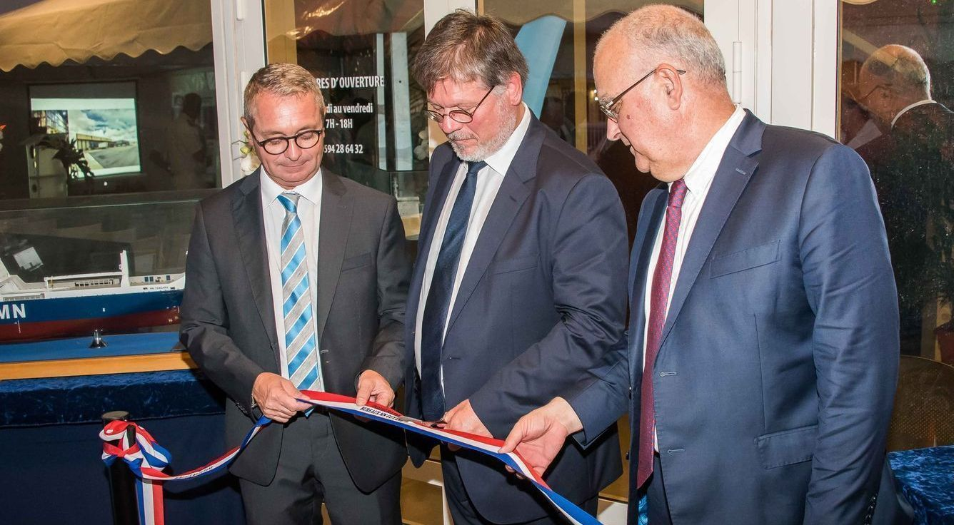 The Sogestran Group inaugurates an office in French Guiana